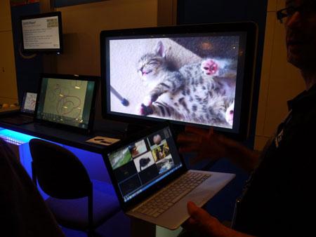 IDF 2012, выставка: HAXM и другие разработки Intel Labs