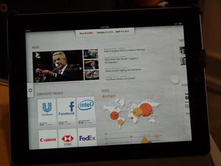 IDF 2012, выставка: Intel Labs, сообщество разработчиков приложений для ультрабуков, Ixonos