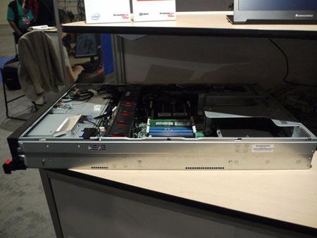 IDF 2012, выставка: самый тонкий в мире моноблок IdeaCentre A720 и еще одна новинка Lenovo