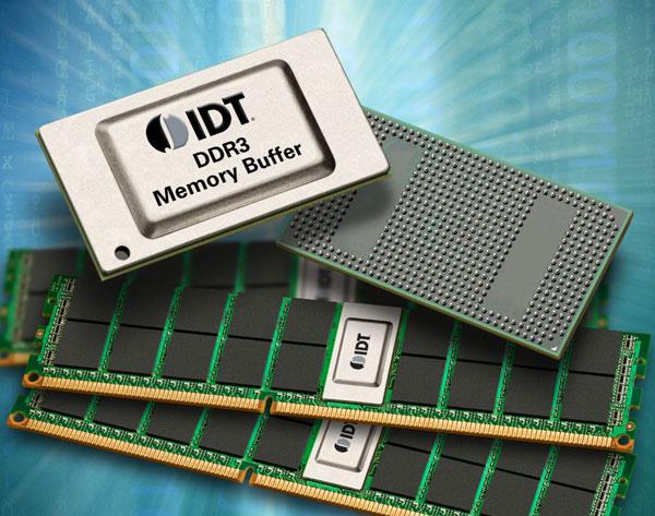 Уже доступны ознакомительные образцы буферов IDT MB3518 и MB3516