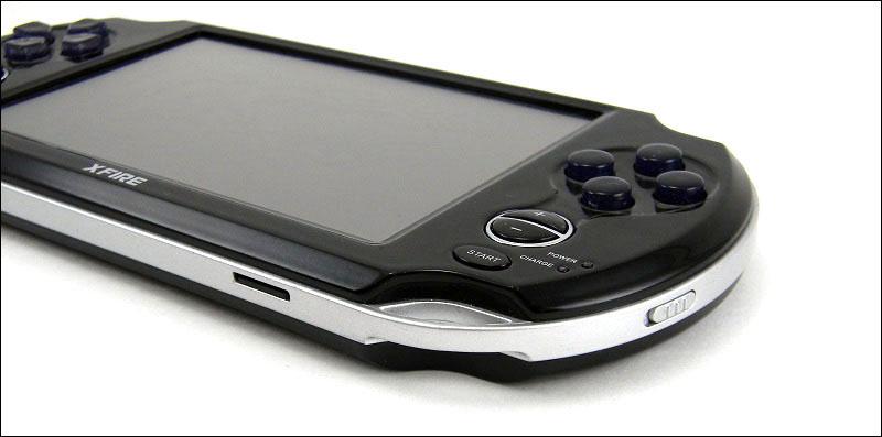 IconBIT XFIRE 550DV: обзор и тест портативной игровой системы с большим сенсорным экраном и встроенным видео декодером