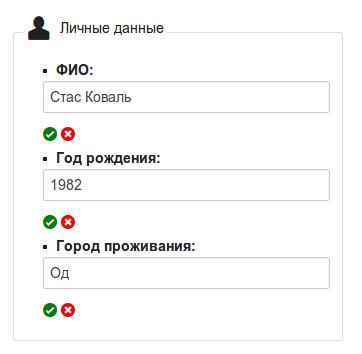Inline редактирование в Django