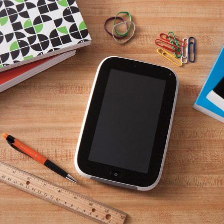 Intel Studybook — ученический планшет на процессоре Intel Atom Z650