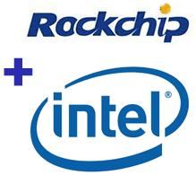 Intel и Rockchip вместе создадут SoC для Android планшетов