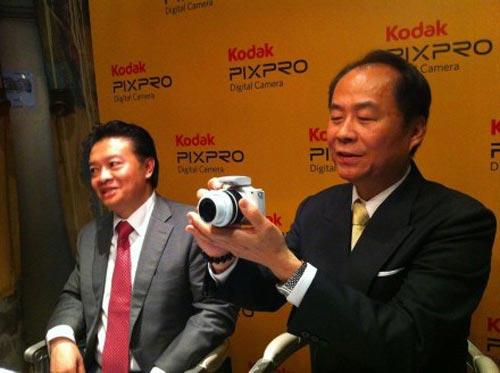 JK Imaging выпустит камеру Kodak S1 формата Micro Four Thirds