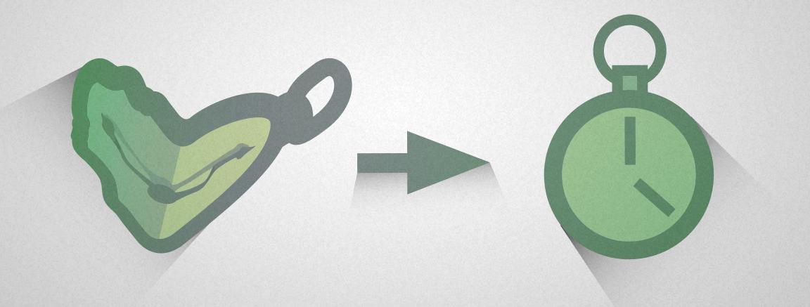 JavaScript: цикличные таймеры с автокоррекцией