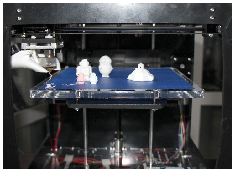 JoysMaker R2 Black — 3D принтер для неискушенных
