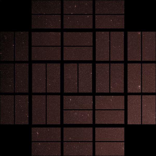 Поле зрения Кеплера
