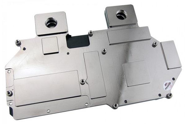 Koolance анонсирует водоблок VID-AR290X для 3D-карт AMD Radeon R9 290X
