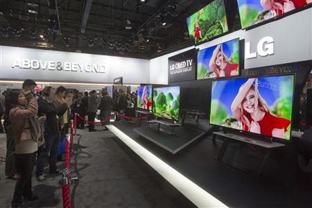 LG Display инвестирует 655 млн. долларов в производство панелей OLED