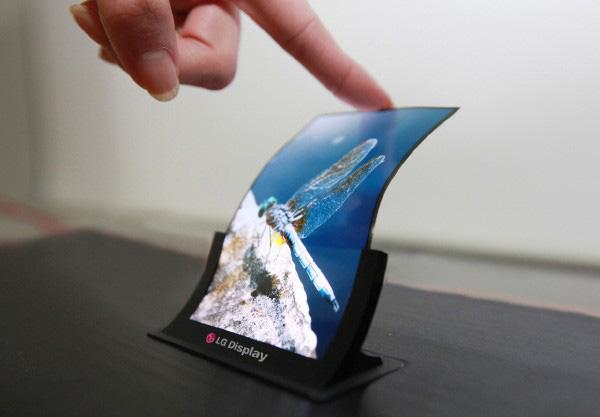LG Display привезет на SID Display Week 2013 первый в мире 55-дюймовый телевизор OLED с вогнутым экраном