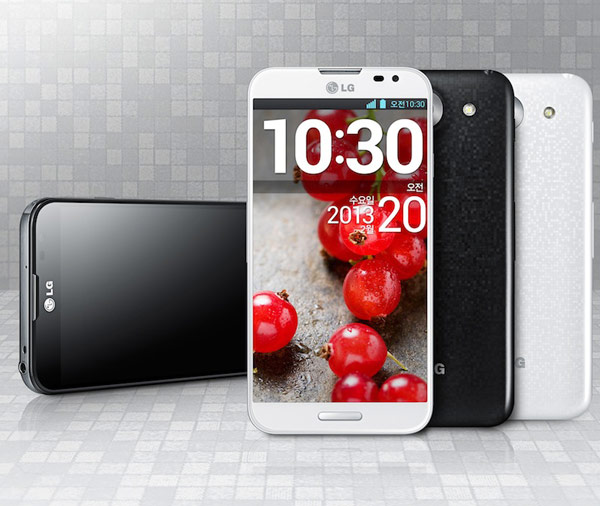 Выход нового варианта смартфона LG Optimus G Pro намечен на конец февраля