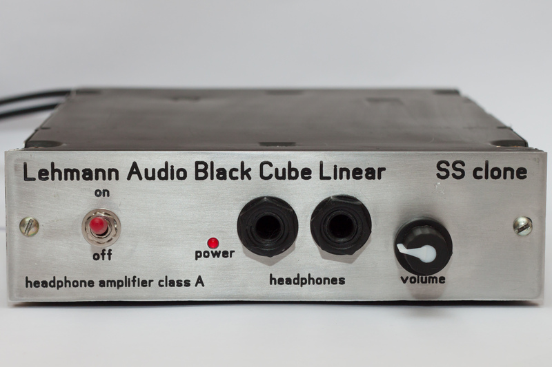 Lehmann Audio Black Cube за 1000 р и 3 дня? Легко!