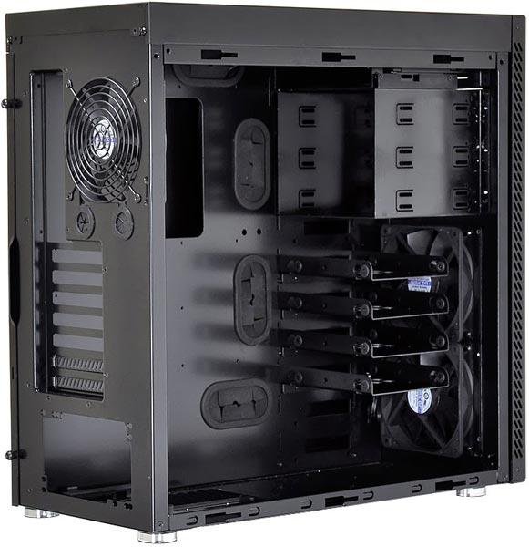 Корпуса Lian Li PC-B16 и PC-A61 будут представлены на выставке CeBIT