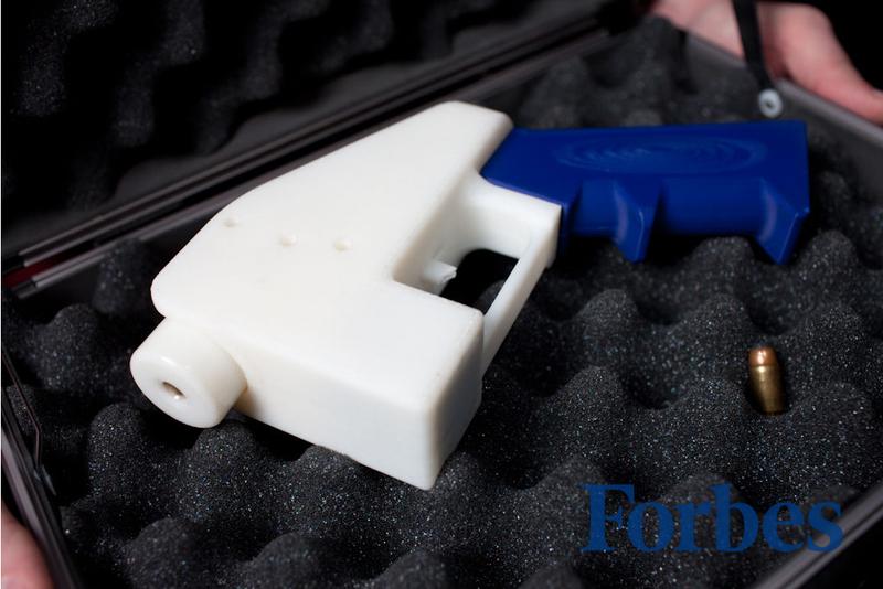 Liberator: первый в мире огнестрельный пистолет, полностью отпечатанный на 3D принтере
