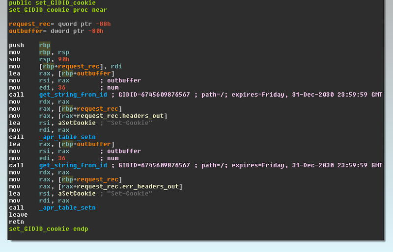 Linux/Cdorked.A: хроники нового Apache бэкдора