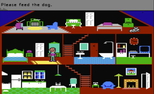 Little Computer People: прародитель Тамагочи и Sims