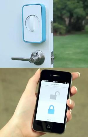 Lockitron: самый умный в мире дверной замок