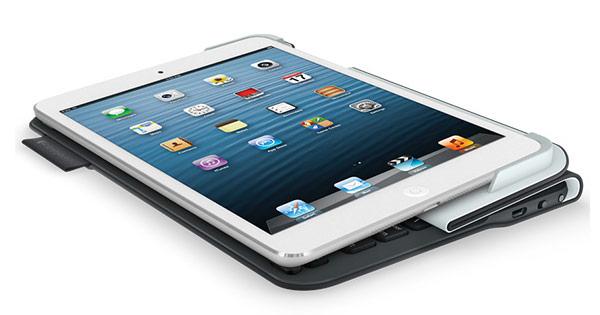 Logitech Ultrathin Keyboard Folio — обложка с клавиатурой для планшета Apple iPad mini