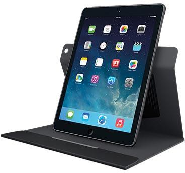 Новые чехлы Logitech расширяют функциональность планшетов iPad