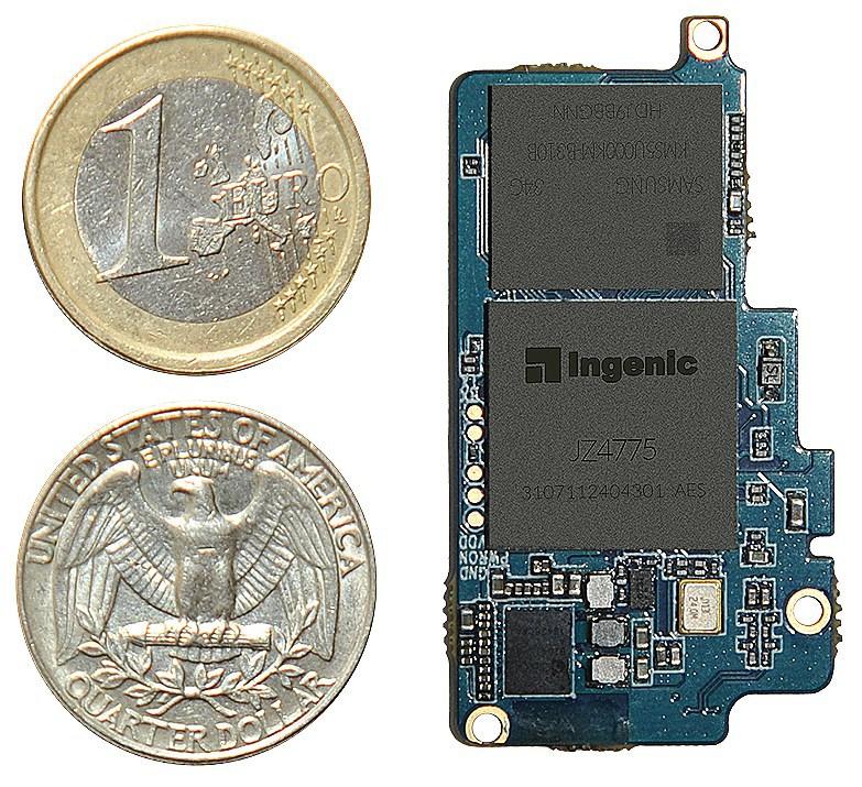 MIPS модуль Newton – конкурент Edison от Intel для использования в носимых компьютерах