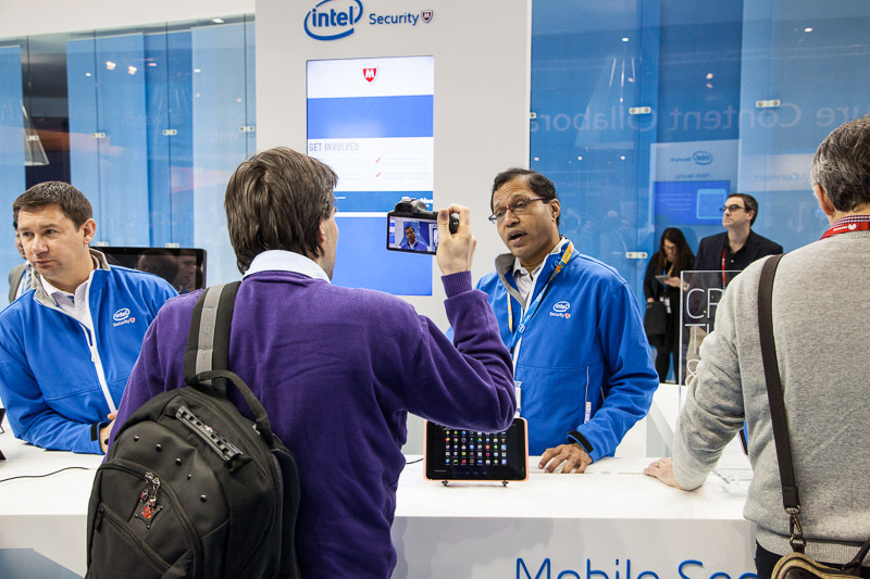 MWC 2014. App Planet. Intel Software