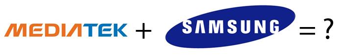 MediaTek и Samsung: возможность сотрудничества и любопытные последствия