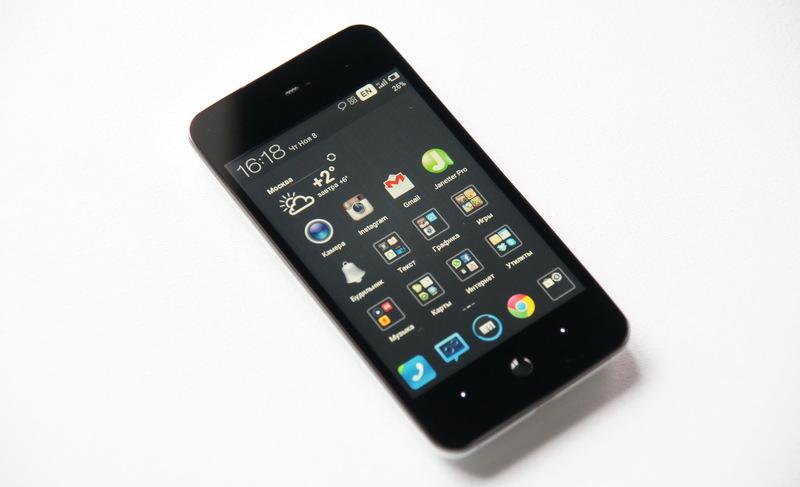 Meizu MX как замена Apple iPhone 4