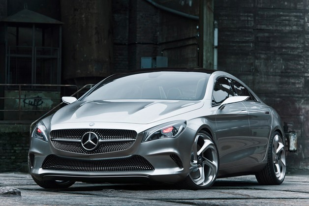 Mercedes тестирует связку из Google Glass и электроники автомобиля