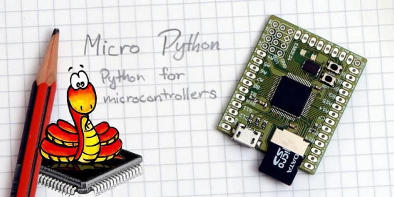 Micro Python — эффективная реализация Python 3 для микроконтроллеров
