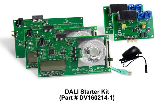 Основой платформы Lighting Communications Development Platform стал микроконтроллер Microchip PIC