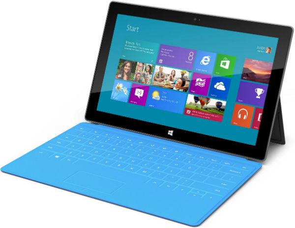 Microsoft Surface RT Qualcomm