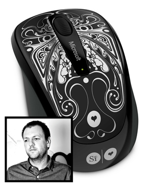 Microsoft Wireless Mobile Mouse 3500 - Сай Скотт (Si Scott)