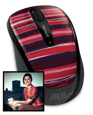 Microsoft Wireless Mobile Mouse 3500 - Дэйна Мак-Клар (Dana McClure)