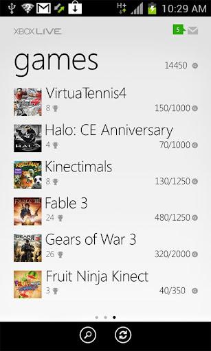 Microsoft сдается? Xbox LIVE для Android