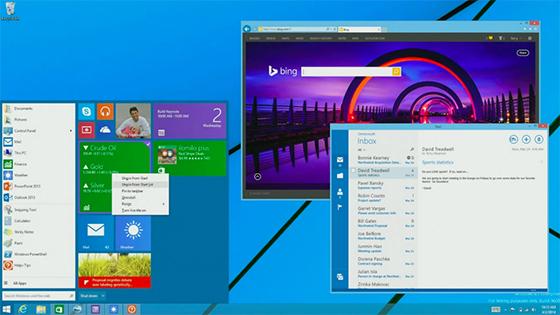 Microsoft вернет привычный Пуск для Windows 8