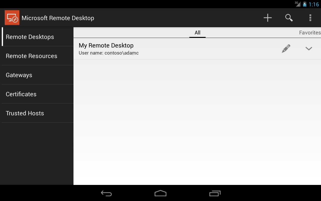 Microsoft выпускает приложение Remote Desktop для iOS и Android