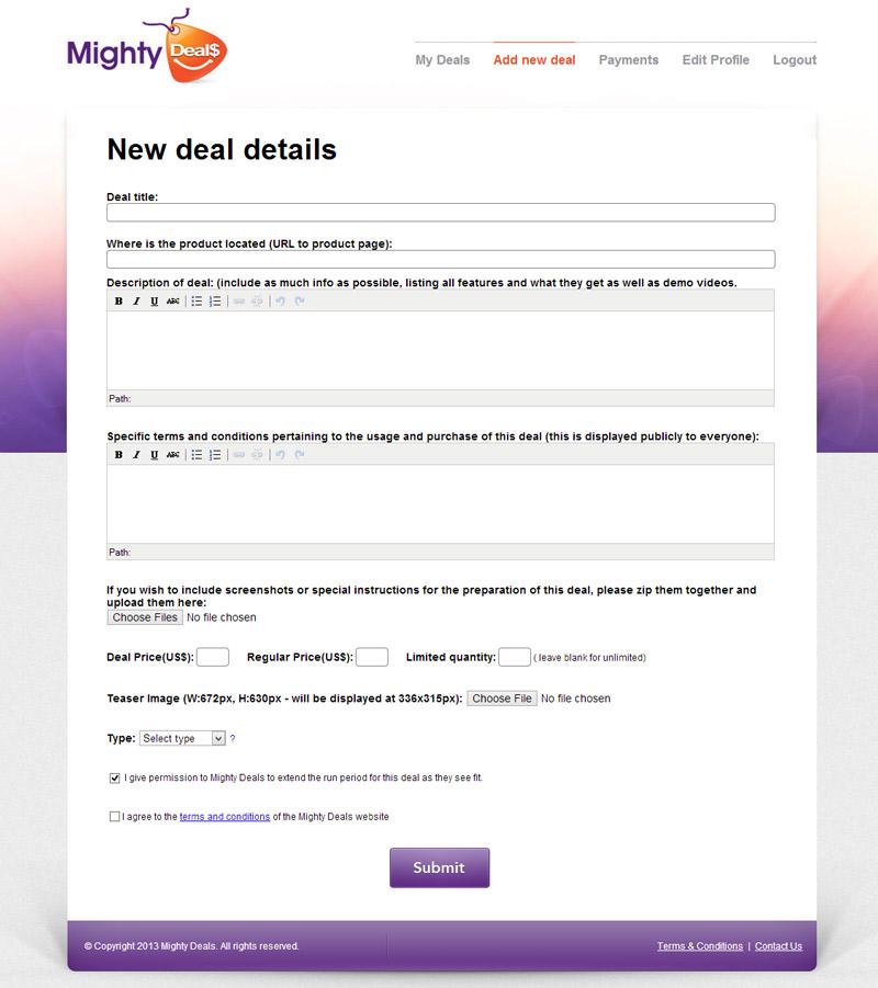 MightyDeals или как можно заработать дизайнеру?