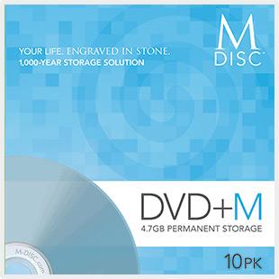 Millenniata обещает начать продажи «вечных» записываемых дисков M-DISC Blu-ray во втором квартале