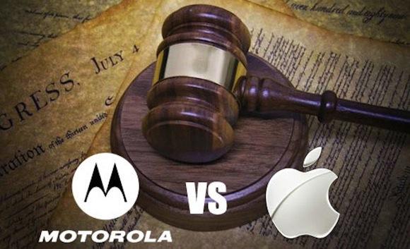 Motorola просит запретить ввоз продуции Apple в США (iPhone, iPad и iPod)