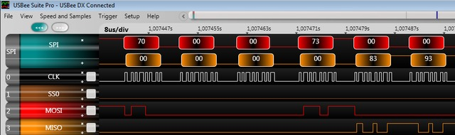 MultiClet: осваиваем SPI на примере работы с LCD