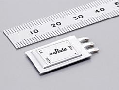 Murata начинает выпуск самых тонких в мире ионисторов
