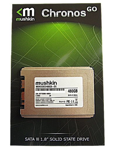 Mushkin Chronos GO Deluxe
