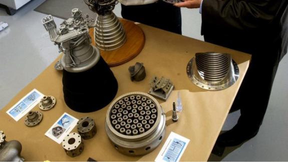 NASA напечатает на 3Д принтере части ракеты для полета к Марсу