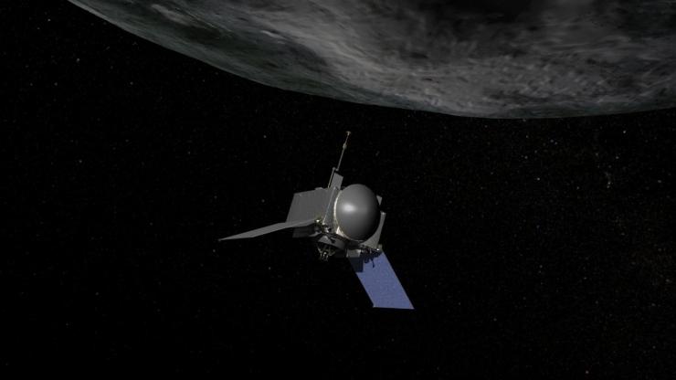 NASA собирается исследовать возможность добычи полезных ископаемых на астероидах