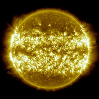 NASA: видео результатов трёхлетних наблюдений за Солнцем