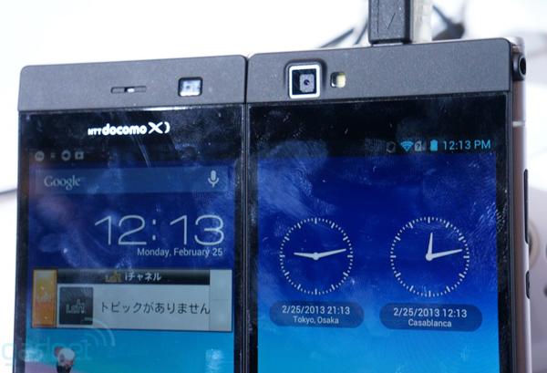 В Японии NEC Medias W можно будет купить уже в апреле