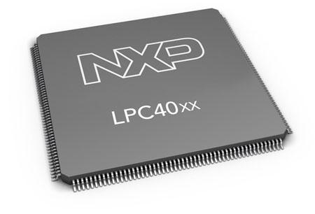 NXP добавляет в семейство LPC4000 микроконтроллеры LPC408x и LPC407x