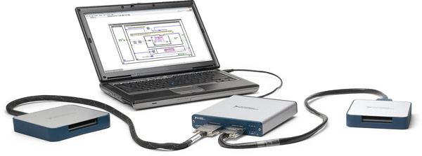 Ассортимент National Instruments пополнили платы для разработчиков USB-7855R, USB-7856R, USB-7855R OEM и USB-7856R OEM