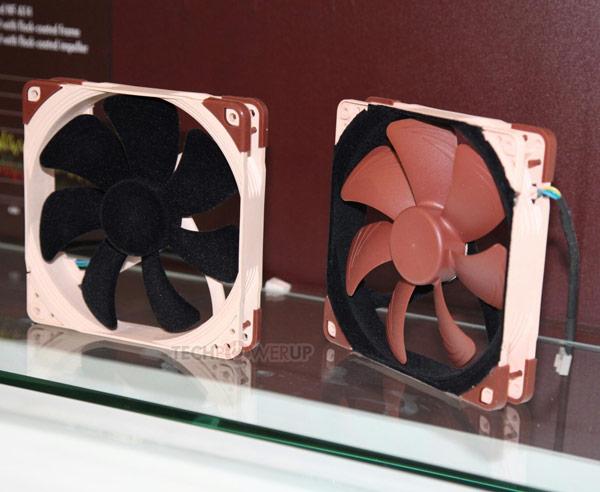 Когда и почем новые вентиляторы Noctua появятся в продаже — источник не сообщает